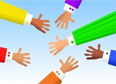Niet social doen, maar zijn: in 5 stappen een interne community - Frankwatching | Social media | Scoop.it