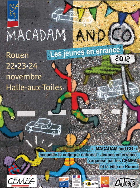 Macadam & Co rouen