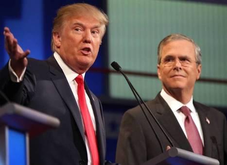 Donald Trump pide a su rival Jeb Bush que deje de hablar español | Las TIC en el aula de ELE | Scoop.it