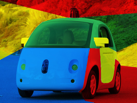 Google's Self-Driving Car Pals Revealed - IEEE Spectrum | Third Industrial Revolution | Scoop.it