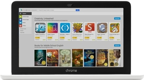 Google Play for Education: Your one-stop shop for class content | mlearn | Scoop.it