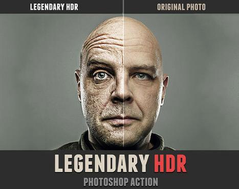 Legendary HDR. Acción para Photoshop | Neutral Diseño Málaga | Scoop.it
