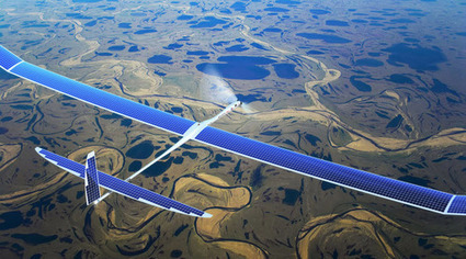 Here is how Facebook plans to bring Drone powered internet to Africa | Trending in Uganda | Scoop.it