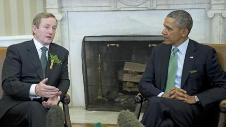 Obama urges Northern Irish leaders to continue negotiations   Ceasefire International   Scoop.it