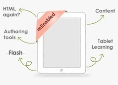 Have You mEnabled Your eLearning For iPads?   Upside Learning Blog   Learning Technology, Pedagogy and Research   Scoop.it