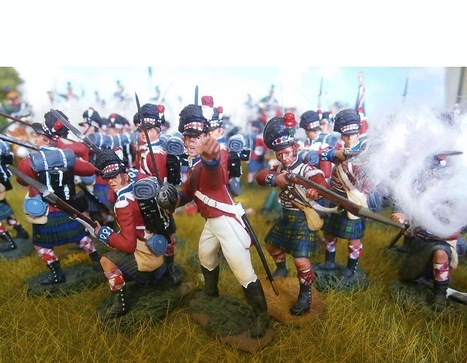 Waterloo Campaign. - Page 3 | Military Miniatures H.Q. | Scoop.it