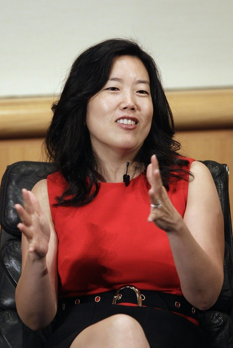 Michelle Rhee invites Twitter queries, gets a screenfull - Washington Post | Blogs About Google+ , Google, Twitter , LinkedIn, FaceBook, Skype | Scoop.it