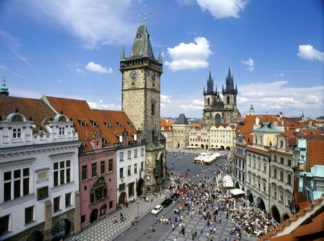 GPI and Living it, Loving it Partner to Launch Leaderboard for Prague Festival - PokerUpdate   Prague - cultury   Scoop.it