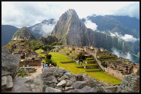 Machu Picchu and Huayna Picchu   Photography stuff   Scoop.it