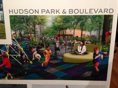 Un quartier durable naît au coeur de New-York   Villes en mutation, BTS I   Scoop.it