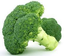 "Broccoli - an anti-air pollution food (""flush out pollution substances through urine"") 