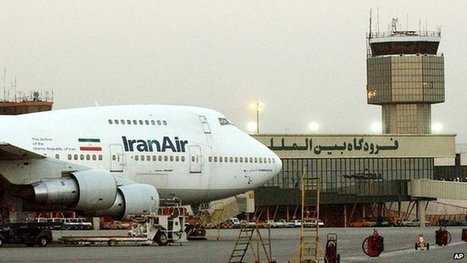 US lets Boeing sell parts to Iran | 15 Minute Payday Loans Today @ | Scoop.it