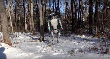 Le robot ATLAS version 2016 dévoilé en vidéo - H+ Magazine   Ressources pour la Technologie au College   Scoop.it