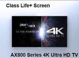 Panasonic TC-58AX800U Review - 58'' Class Life+ Screen AX800 Series 4K Ultra HD TV | Home & Garden | Scoop.it