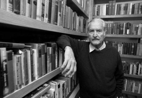 El aura de Carlos Fuentes en Centroamérica | Libro blanco | Lecturas | Scoop.it