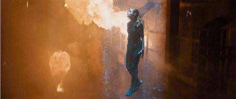 """""""Jupiter Ascending"""", le nouveau film des Wachowski : premières images renversantes - Cinéma - MYTF1News   Jupiter Ascending - TV & Web Coverage   Scoop.it"""