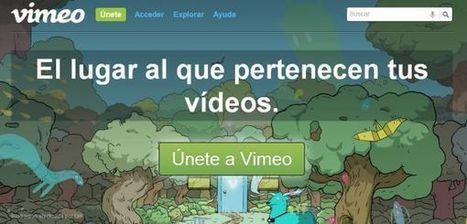 Vimeo ahora también en español | Recull diari | Scoop.it