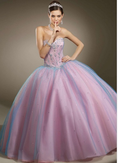 Quinceanera Dresses - Vestidos De Quinceanera at RissyRoos.com | Dresses | Scoop.it