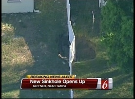 'Sinkhole season' just beginning in Florida | The Billy Pulpit | Scoop.it