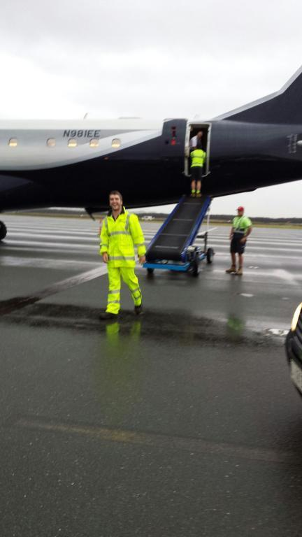 Ground Crew Private Aviation Company | People at work and play | Scoop.it
