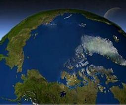 Ice melt means greener Arctic is the new normal | Sustain Our Earth | Scoop.it