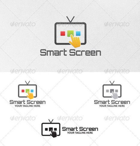 Smart Screen – Logo Template (Objects) | GFX Database | Graphics Share | Scoop.it