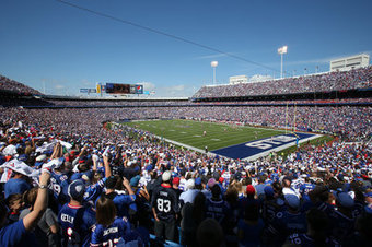 Four Sites Discussed For Potential Buffalo Bills Stadium - Buffalo Rumblings | Sports Facility Management. 4251653 | Scoop.it