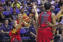 SMB's Gary David says extra motivation fueled statement game against Meralco | travel and sports | Scoop.it