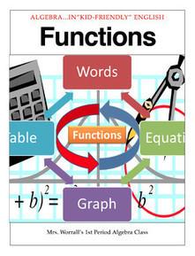 Functions | algebra fun | Scoop.it