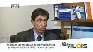 Charles-Anges Ginésy, député UMP des Alpes-Maritimes | pastoralisme et prédation | Scoop.it