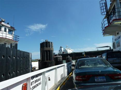 RVs being kept off ferries in Port Aransas during low tide   Texas Coast Living   Scoop.it