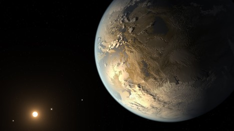 NASA Has Discovered The First Potentially Habitable Earth-sized Planet | CLOVER ENTERPRISES ''THE ENTERTAINMENT OF CHOICE'' | Scoop.it