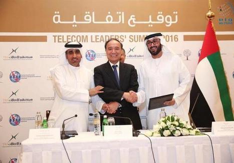 Telecommunication Regulatory Authority signs agreement with ITU & Mohammed Bin Rashid Smart Learning Program | ITU headlines | Scoop.it