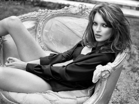 Kate Moss aux enchères ! | Journaliste - Paris | Scoop.it