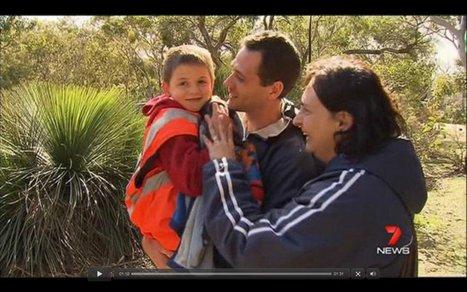 Australian 'Miracle': Kangaroo Keeps Lost Boy Warm | ezilink | Scoop.it