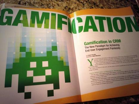 Twitter / ktamchyna: Don't miss the article ... | CRM Gamification | Scoop.it