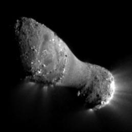 Trovata l'acqua simile a quella degli oceani sulla  cometa Hartley 2   Planets, Stars, rockets and Space   Scoop.it