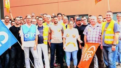 Peugeot Citroen. Les salariés en grève à Orvault - Ouest-France | Actualité PSA | Scoop.it