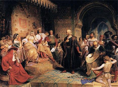 Columbus - Hero or Villain? | History Today | Modern History Mojoham | Scoop.it
