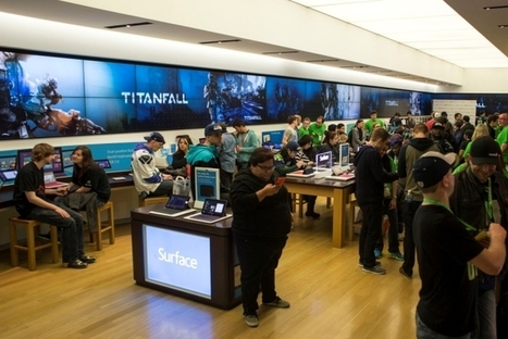 Microsoft releases 'Titanfall' a massive video wall experience | Digitale Spiel- und Lernwelten | Scoop.it