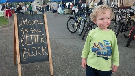 Tactical Urbanism Builds Better Blocks and Streets | Adaptive Cities | Scoop.it