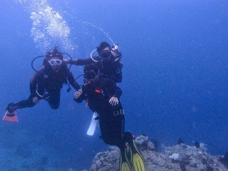 Scuba Diving in Sarangani ~ Morgan Magazine | Celebrities | Scoop.it