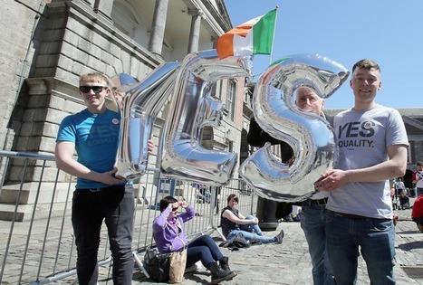 Les Irlandais ont dit «yes» au mariage homosexuel | Union Européenne, une construction dans la tourmente | Scoop.it