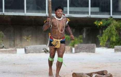 Une flamme olympique pour les droits des peuples indigènes | Survival International | Kiosque du monde : Amériques | Scoop.it