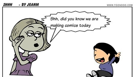 Comics in ELT: Have fun! | classroom tools | Scoop.it