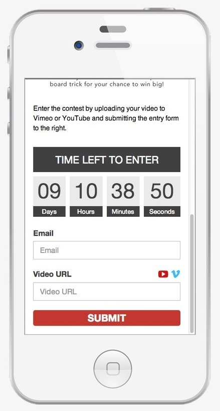 Introducing Heyo's Video Contest Template - The Heyo Blog | Social, Web, & Mobile Marketing | Scoop.it