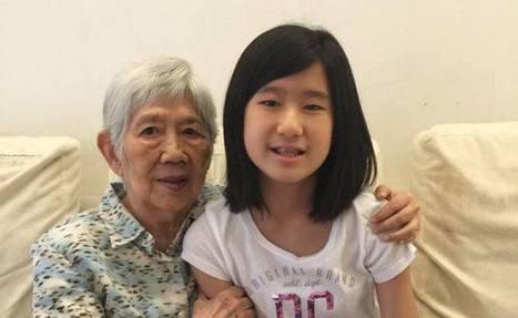 Nieta de 12 años crea una app para su Abuela Enferma de Alzheimer | Sanidad TIC | Scoop.it