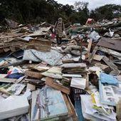 Nouveaux problèmes à Fukushima après le passage du typhon Wipha   Le flux d'Infogreen.lu   Scoop.it