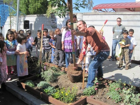 Ground Breaking on a Teaching Garden for Argonne Elementary ... | Wellington Aquaponics | Scoop.it
