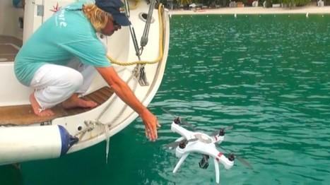 Mariner Drone – A Drone at a Whole New Level - GadgetPress | GadgetPress | Scoop.it